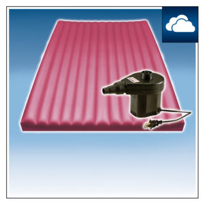 ECONOMY AIR BED & INFLATOR