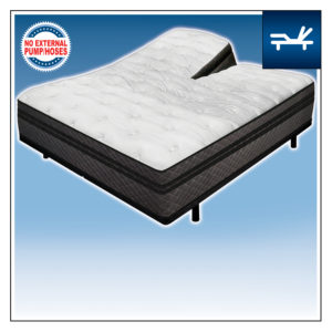 UPPER-FLEX™ FREEDOM-AIR™ DIGITAL AIR BEDS