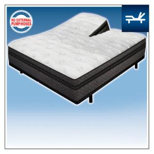 UPPER-FLEX™ - DIGITAL AIR BEDS FEATURING FREEDOM-AIR™