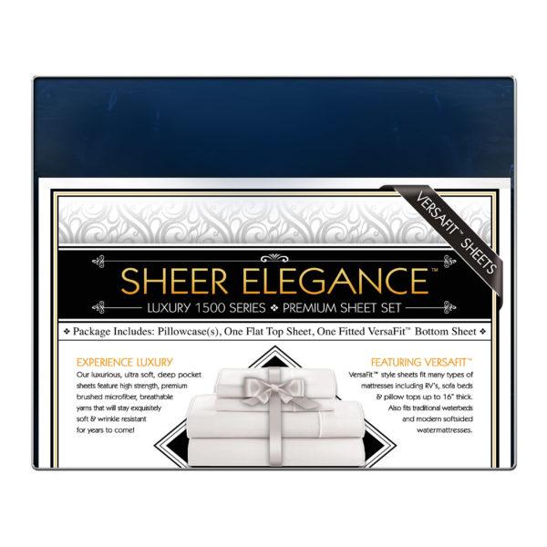 Sheer Elegance Premium Sheets Package