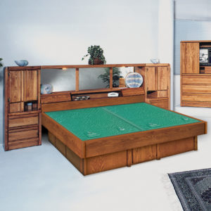 LA JOLLA COLLECTION WATERBED FURNITURE