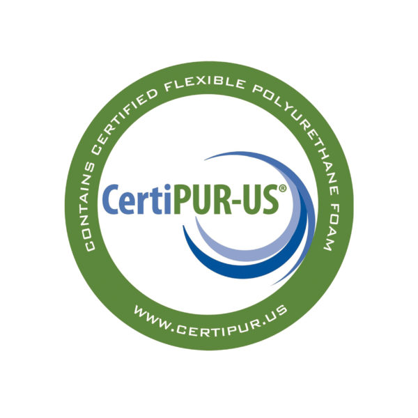 Features CertiPUR-US