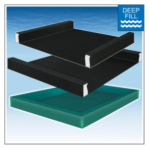 DEEP FILL MATTRESS COMPONENTS AND REPLACEMENT PARTS