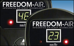 Freedom-Air - 50 Comfort Settings