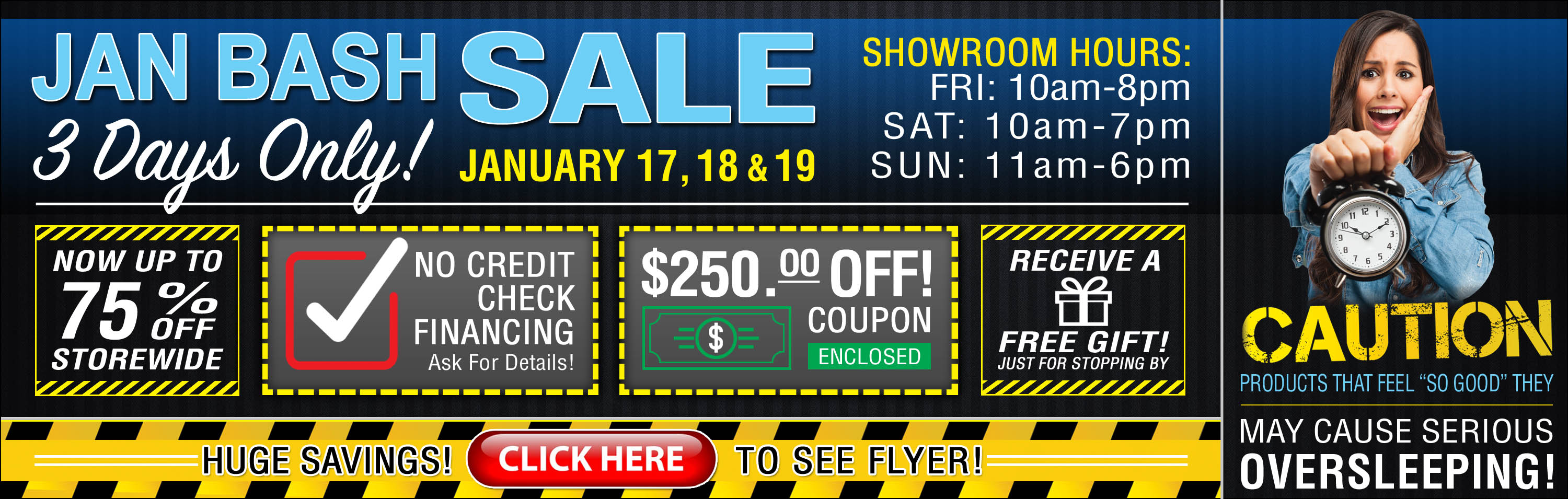 InnoMax Jan Bash Sale Going On Now Stop By To Save Big On Everything You Need For The Bedroom Slide 2