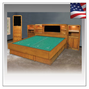 WATERBED FURNITURE