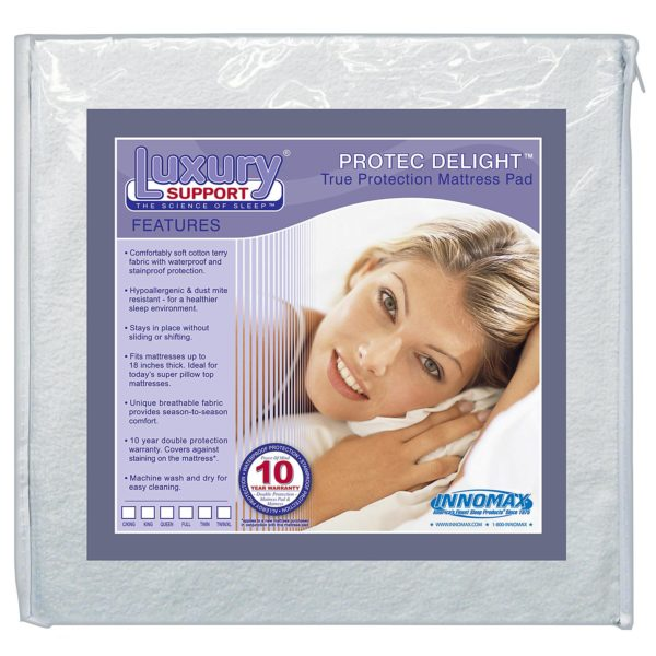 ProTec Delight Mattress Protect Pad