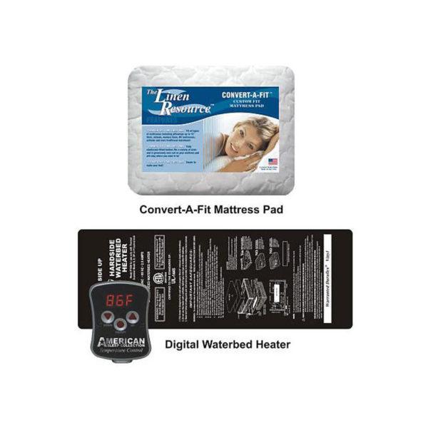 Premium Mattress Pad & Digital Waterbed Heater