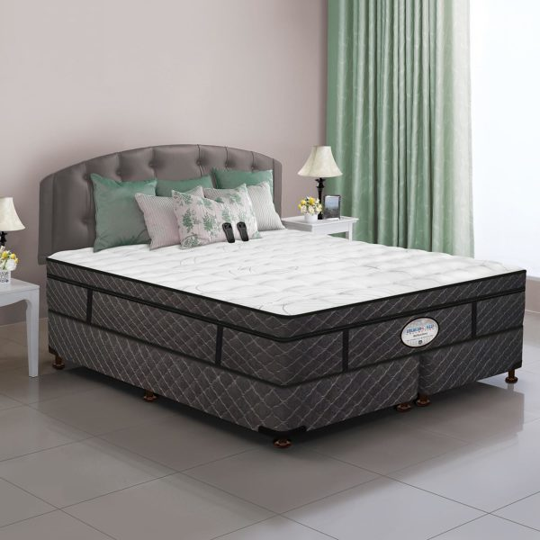Dual Digital Reflections Air Bed & Foundation Set