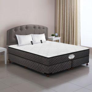 Dual Digital Princeton Air Bed & Foundation Set