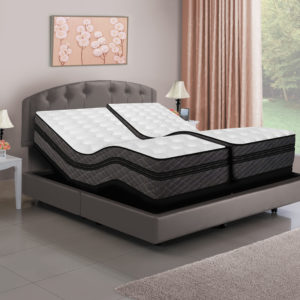 Dual Digital Millennium Air Bed & Adjustable Power Bases