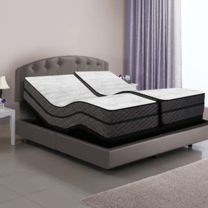 Dual Digital Visions Air Bed & Adjustable Power Bases