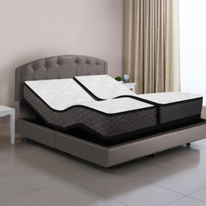 Dual Digital Princeton Air Bed & Adjustable Power Bases