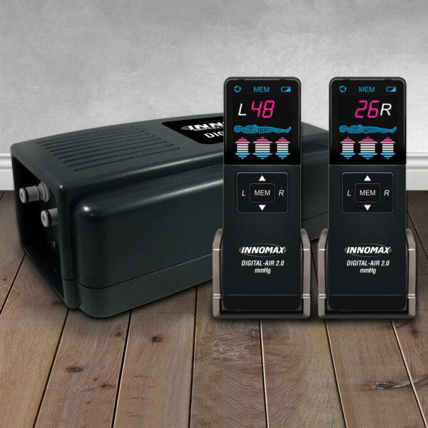 Digital Air Inflation System with Wireless Remote(s)