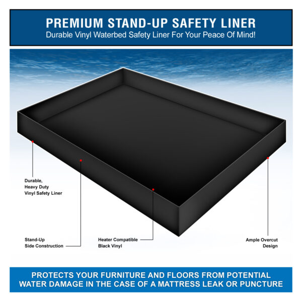 Premium Stand-Up Safety Liner