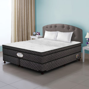 Visions Pillow-Top Mid-Fill Waterbed