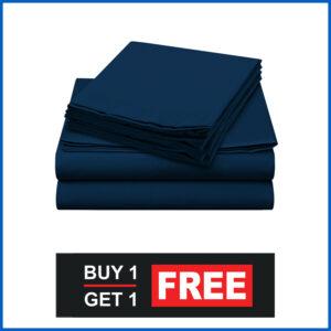Sheer Elegance Premium Sheet Sets - Buy 1, Get 1 Free