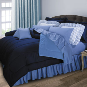 Reversible 200 Thread Count Comforter