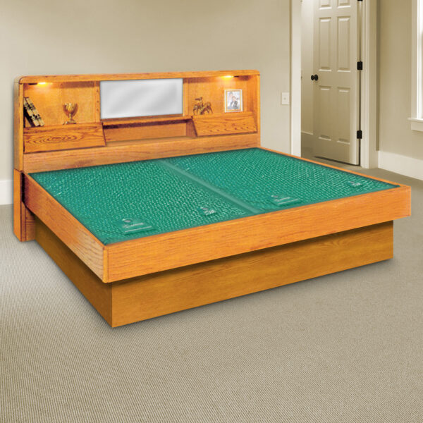 Jasmine Waterbed Frame Set