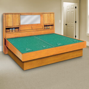 Magnolia Waterbed Frame Set