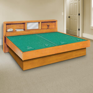 Tulip Waterbed Frame Set