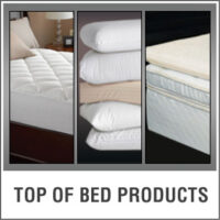 InnoMax Mattress Pads, Pillows & Toppers