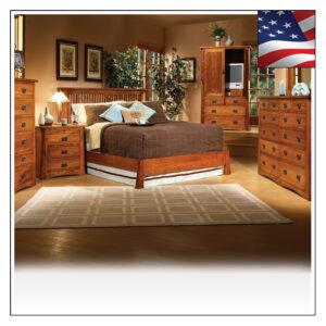 Oak Land Bedroom Furniture