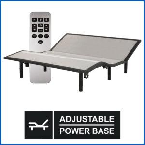 Essential Adjustable Power Base