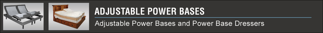 Category Banner - Adjustable Power Bases
