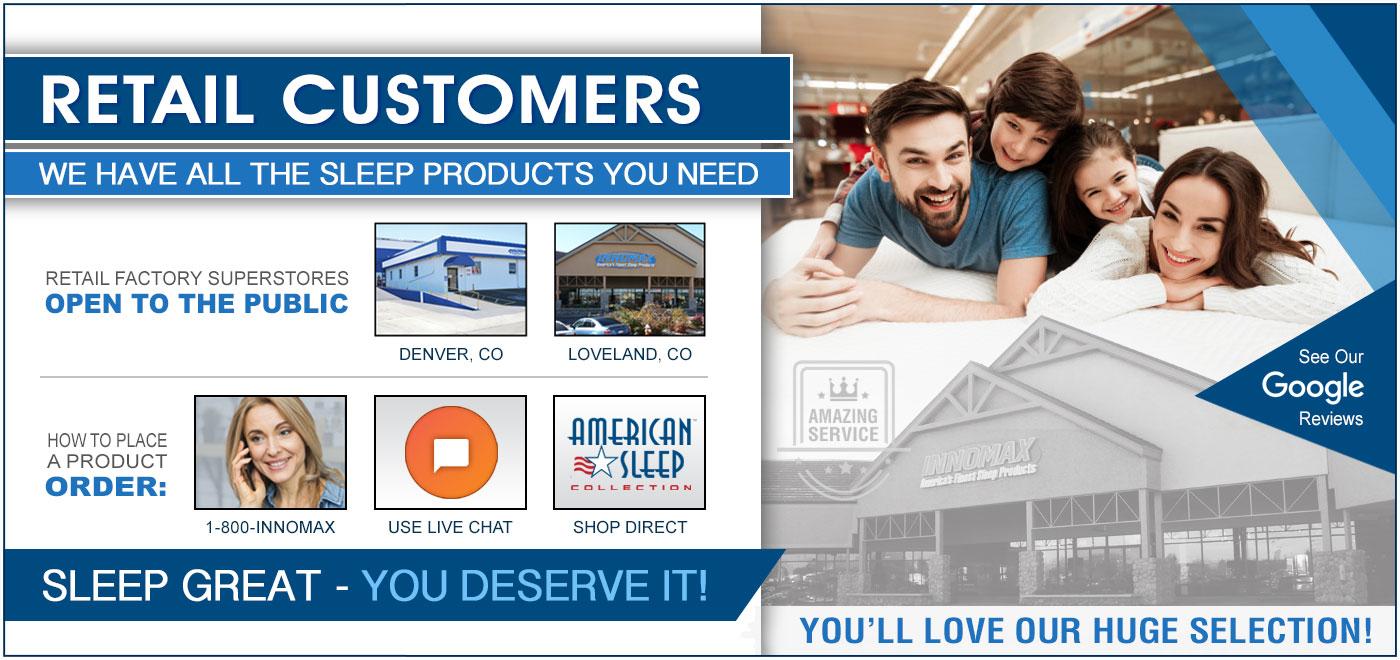 InnoMax Retail Information