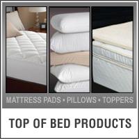 InnoMax Mattress Pads, Pillows & Toppers