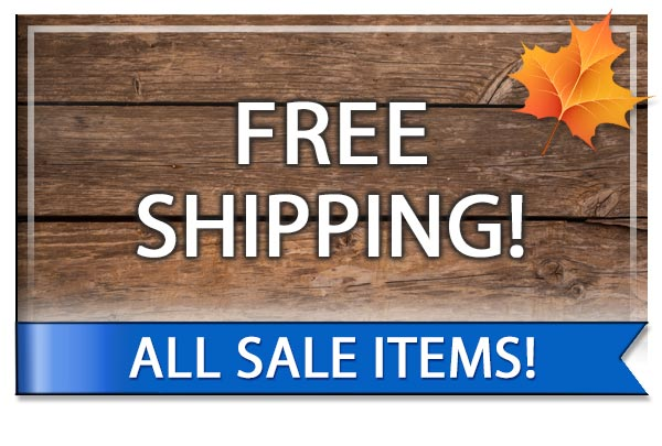Free Shipping For All American Sleep Collection Products